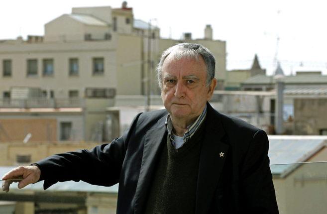El escritor valenciano Rafael Chirbes.