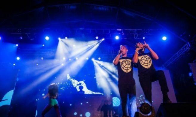Los productores Diplo y Swicht conocidos por el nombre del grupo Major...