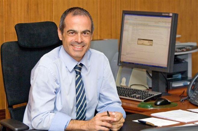 Xisco Marí, nuevo gerente del Hospital Son Llàtzer.