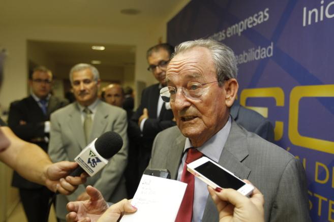 José Roca, presidente de la CEC.