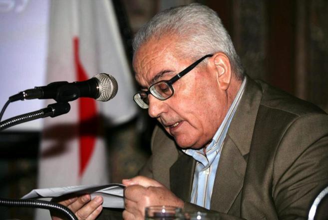El arqueólogo Jalid Asaad, de 82 años, en una foto de archivo.