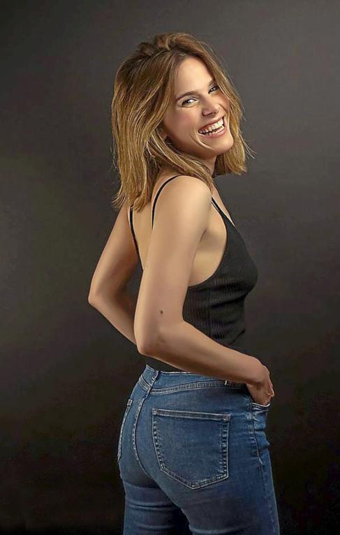 La actriz Ann Perelló.