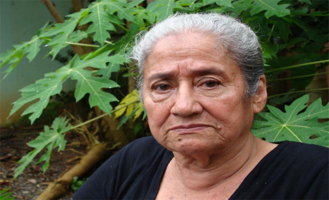 """Ana Celsa David, madre del líder del cartel de """"Los..."""
