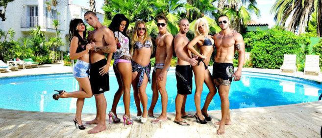 Los protagonistas de 'Gandía Shore'. MTV