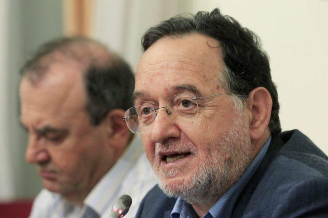 El ex ministro de Energía del Gobierno de coalición de Syriza,...