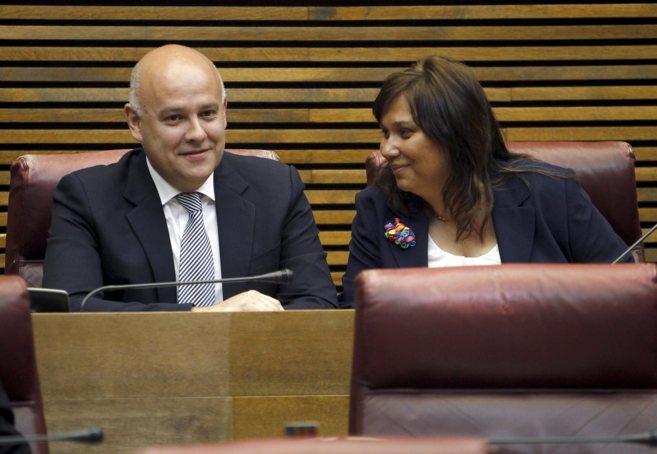 El ex alcalde 'popular' de l'Orxa, Guillermo Moratal,...