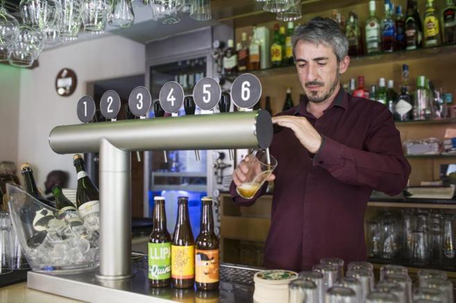 La cerveza artesana toma los grifos | Madrid | EL MUNDO