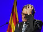 Artur Mas tras convocar oficialmente las elecciones para el 27-S.