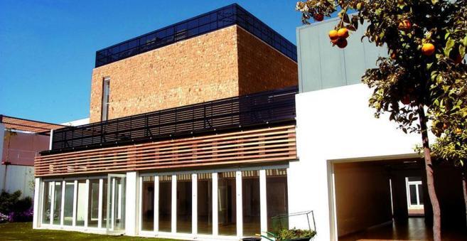 El Centro de Industrias de Ocio, en Mijas.