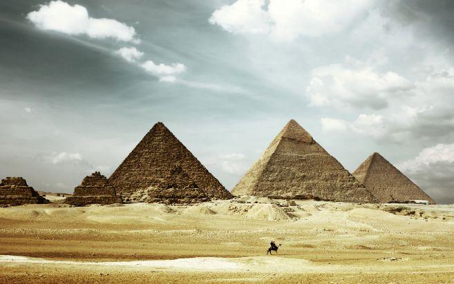 Las pirámides de Egipto, uno de los atractivos más demandados del...