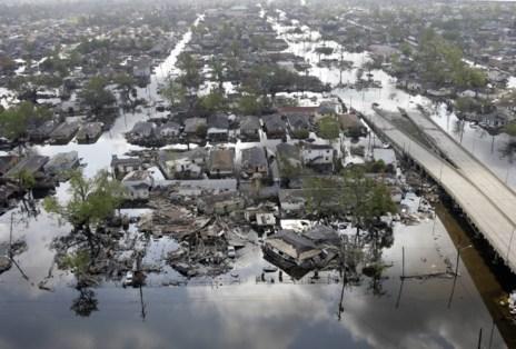 Diez Anos Despues Del Katrina Internacional El Mundo