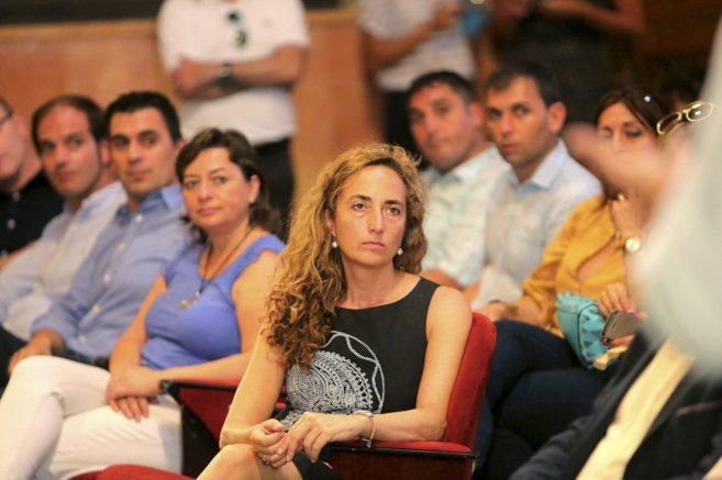 La líder de Ciudadanos en Valencia, Carolina Punset.