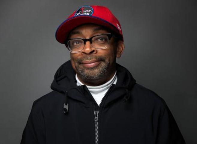El cineasta afroamericano Spike Lee.