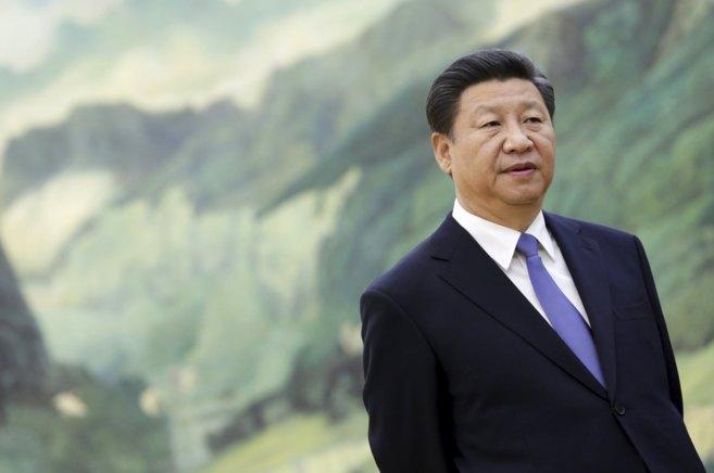 El presidente chino, Xi Jiping, durante una reunión en Pekín.