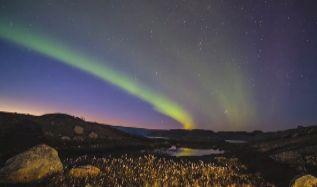 Últimas imágenes de Auroras Boreales desde Islandia.