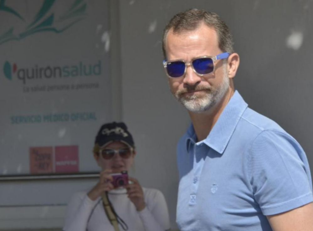 454e09bdb De dónde salen las gafas de sol del Rey? | Baleares | EL MUNDO