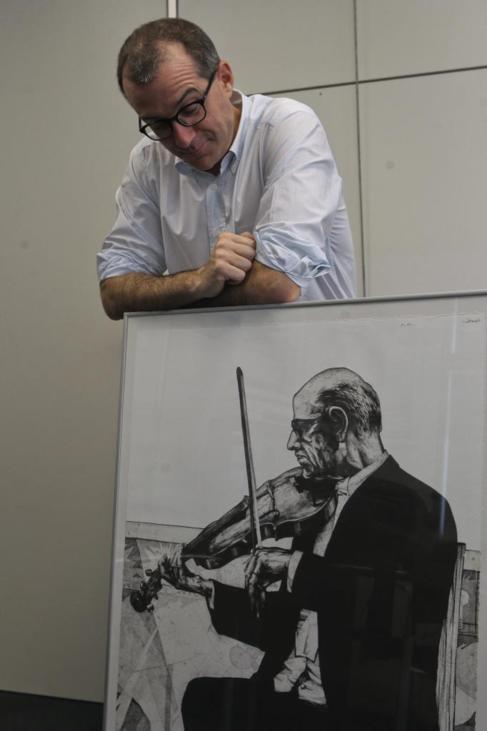 Patrick Alfaya, director de la Quincena Musical