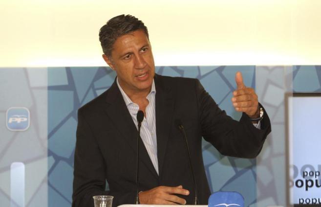 El candidato del PP a las elecciones catalanas del 27-S.