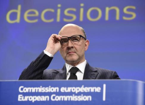 Comisario de Economía de la Unión Europea, Pierre Moscovici