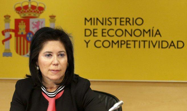 Rosa María Sánchez-Yebra, secretaria general del Tesoro