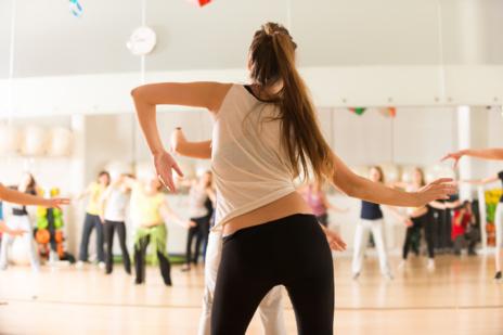 Clases de baile estar en forma