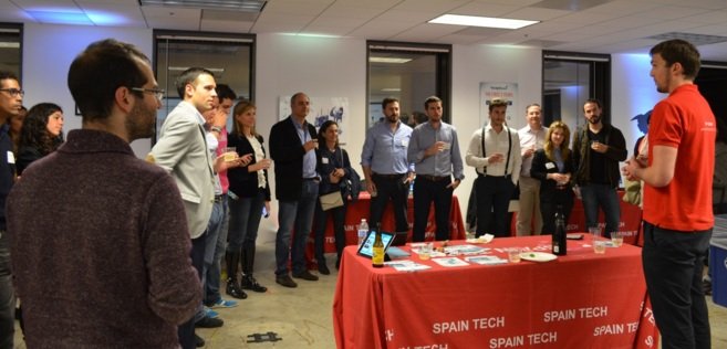 Participantes en la última edición del Spain Tech Center.