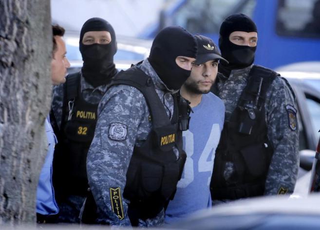 Sergio Morate, el pasado 2 de septiembre en Bucarest.