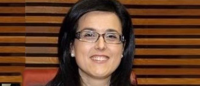 Nieves Martínez,  vicesecretaria del PP en Castellón.