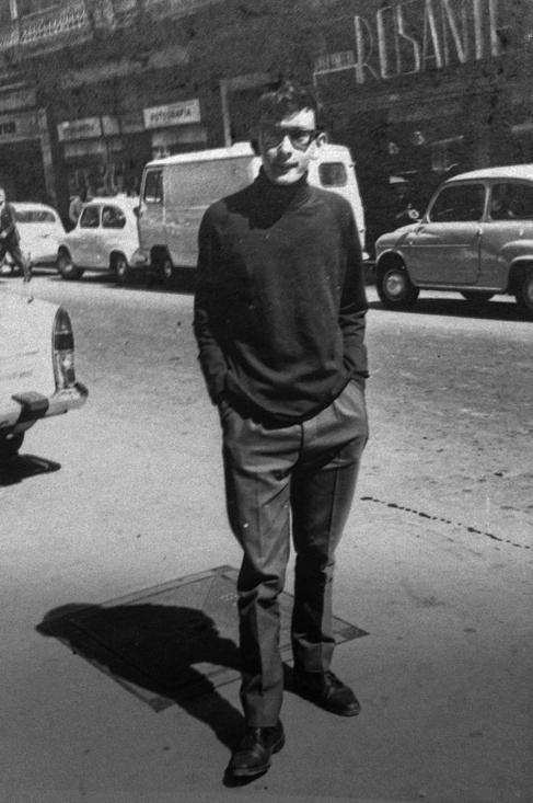 Xosé Humberto Baena entró en 1975, con 25 años, en el FRAP. Poco...