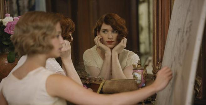 Fotograma de 'The danish girl'.