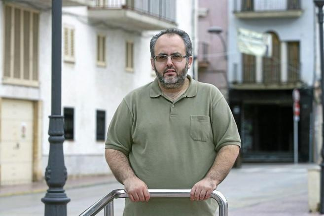 Jordi Guasch, ex presidente del Comité Local de CDC en Torredembarra