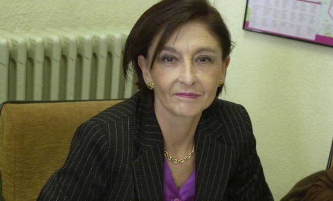 Elena Arnedo, en 2003.