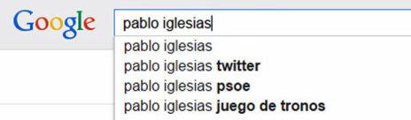 Pablo Igleasias julio
