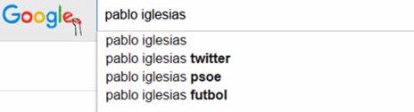 Pablo Iglesias hoy