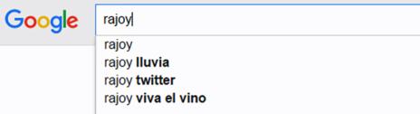 Rajoy apellido