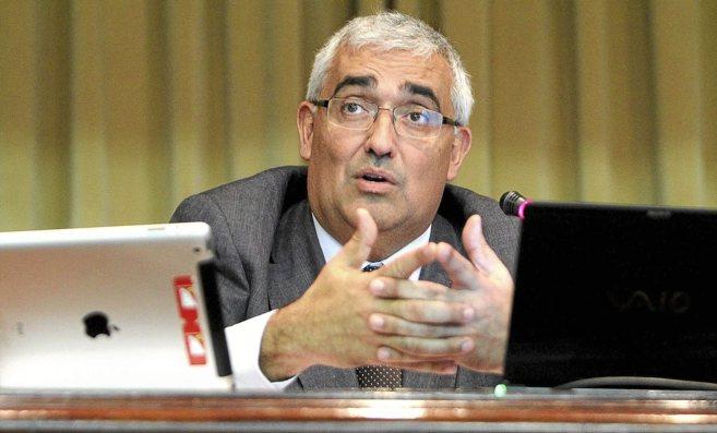 El consejero de Economía y Conocimiento, Antonio Ramírez de...