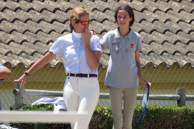 La Infanta Elena y Victoria Federica están muy unidas y comparten...