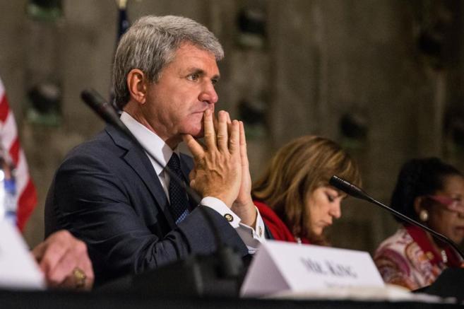El presidente del Comité de Seguridad Nacional de la Cámara de...