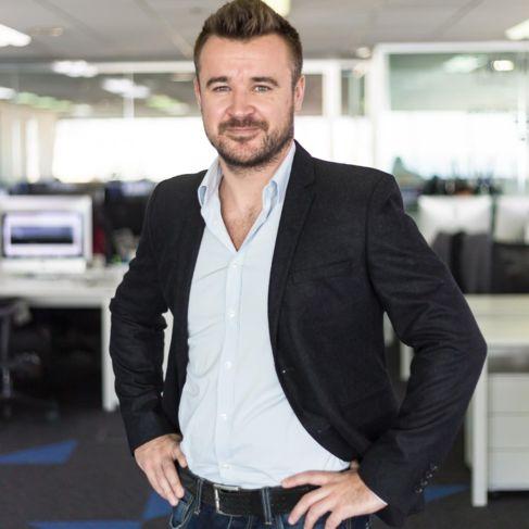 El presidente de la asociación Fintech, Phillipe Gelis.