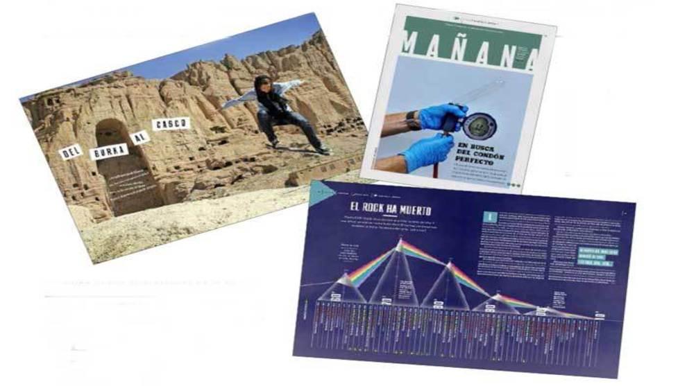 Tres conceptos en una misma revista: un reportaje de 'Siempre', a la...