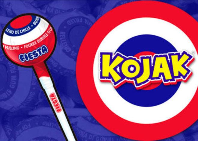 Chupa Chups Kojak de Fiesta, uno de los productos más vendidos de la...