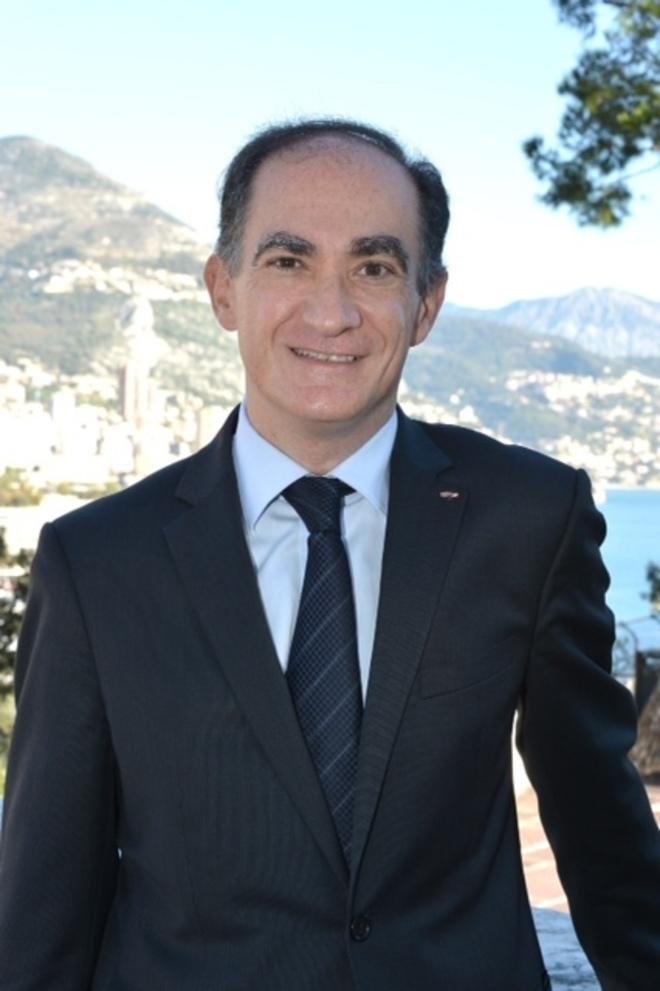 Jean Castellani, ministro de Economía y Finanzas de Mónaco