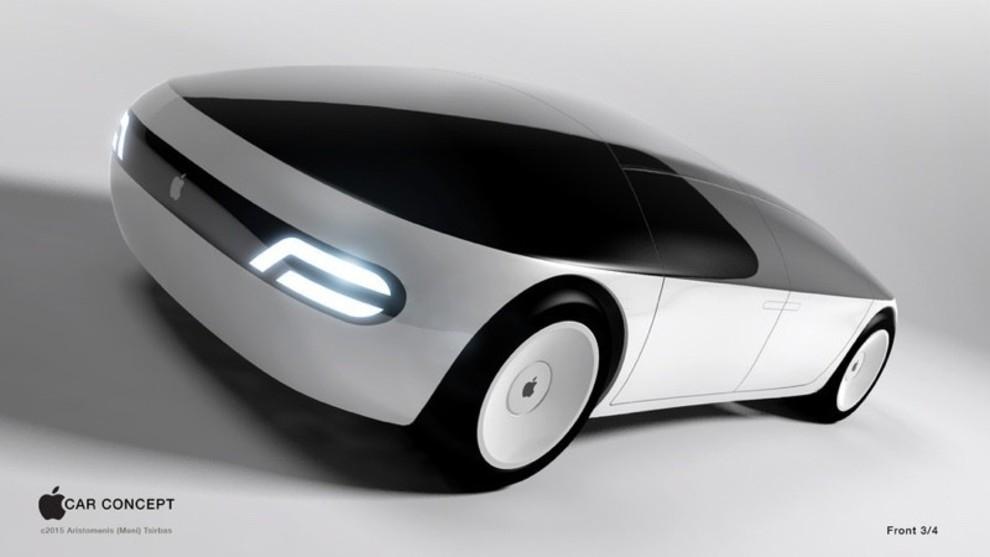 El coche eléctrico de Apple podría surcar el asfalto en 2019