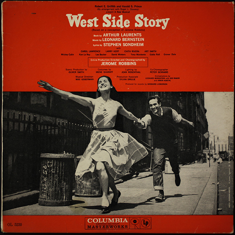 1963: Banda Sonora West Side Story.