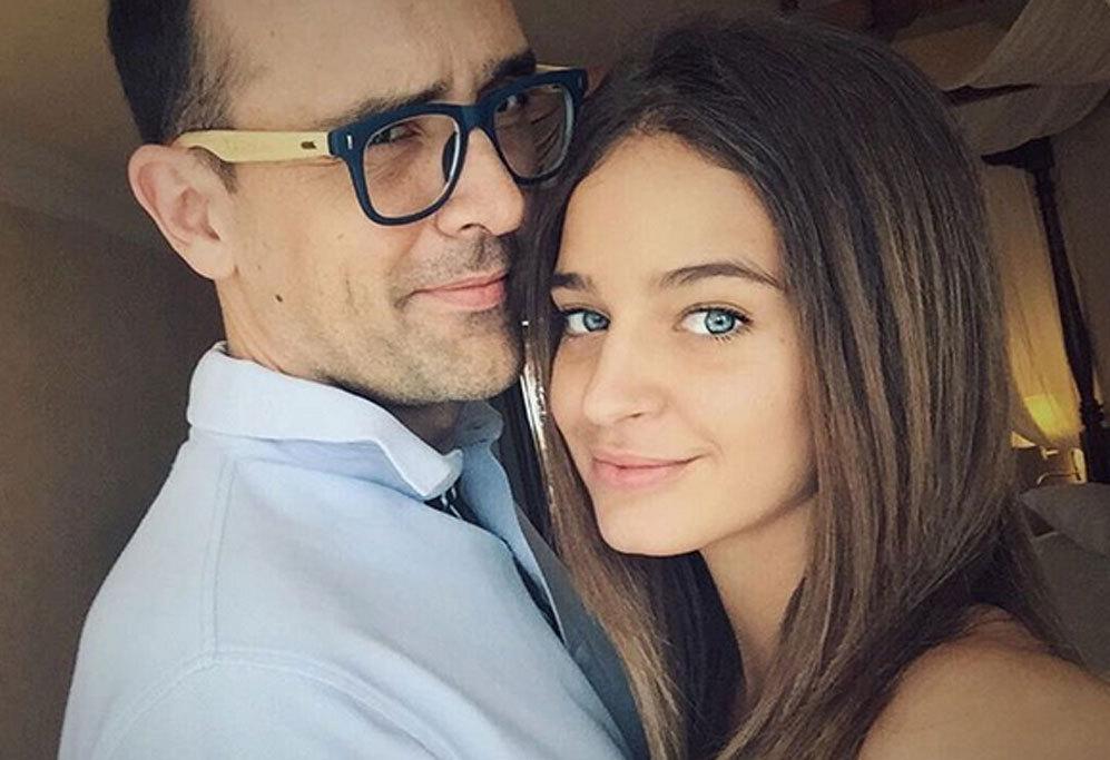 <strong>Risto Mejide y Laura Escanes. </strong>Acostumbrado a...