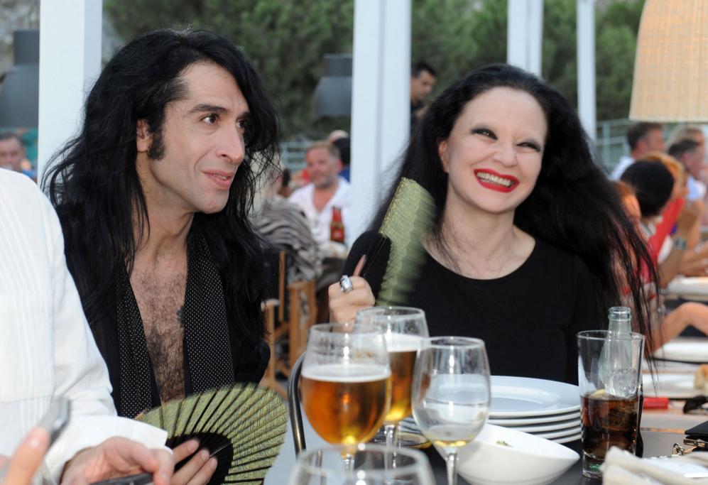 <strong>Alaska y Mario Vaquerizo.</strong> La pareja más mediática...
