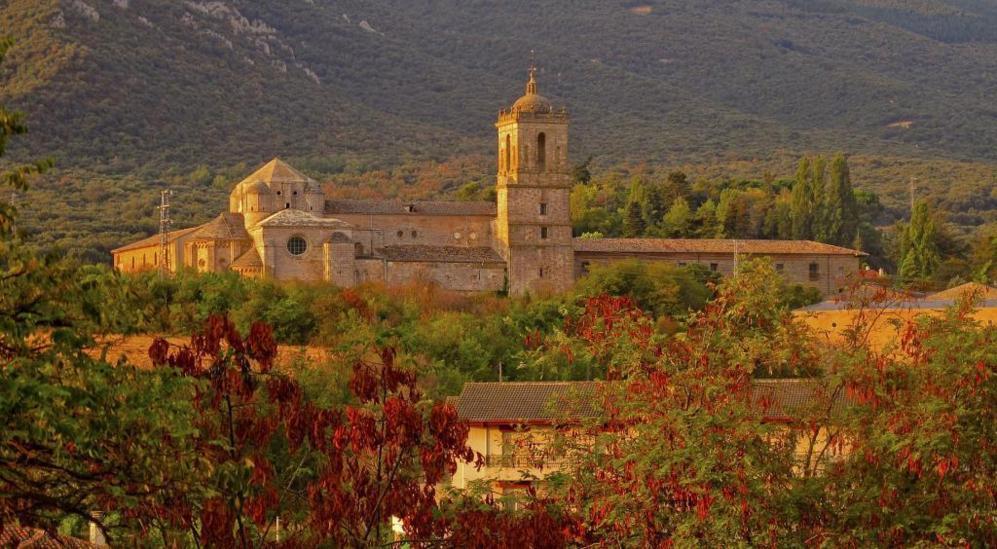 Monasterio de Santa María la Real de Irache.