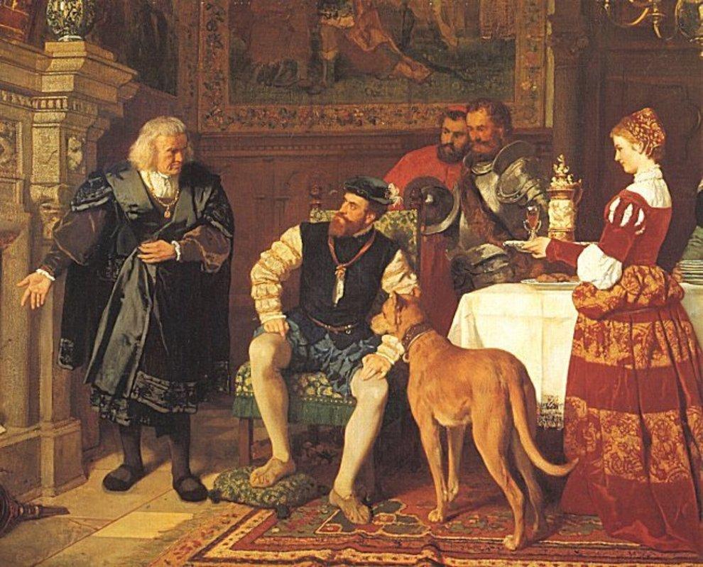 Carlos V, en manos de los banqueros | La Aventura de la Historia ...