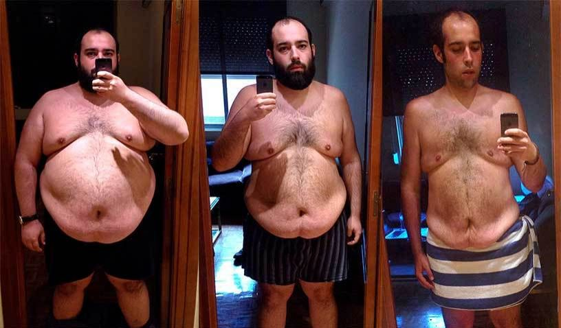 Cuanto peso se debe perder en un mes obesidad 2