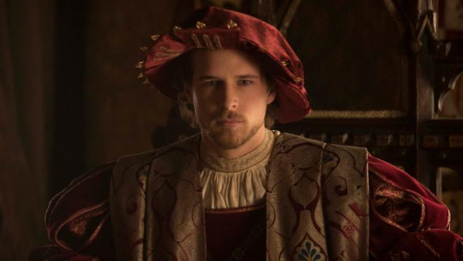 Álvaro Cervantes, como Carlos.
